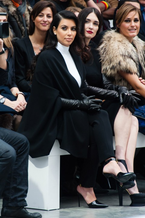 Kim Kardashian at Stephane Rolland