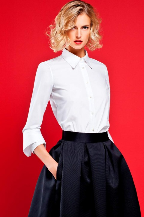 White Shirt Collection by Carolina Herrera