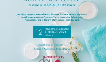 Marie Danielle a HOSPITALITY DAY Rimini