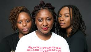 The founders of Black Lives Matter, Patrisse Cullors, Alicia Garza and Opal Tometi as examples of the strength of black women and the adversity it bears. Part of article on mariedeveaux.com career coaching for women and minorities disrupting business spaces.