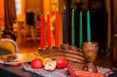 Marie Deveaux career coach speaks about the principles of Kwanzaa specifically unity and self determination as she discusses 2018 resolutions