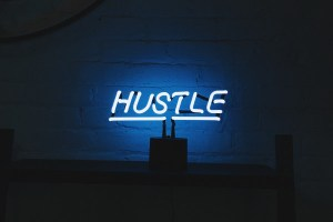 Our theme this month is about being black business women, or WOC in America and some of the cultural lingo, like the phrase Side Hustler, or Hustler... by Marie Deveaux, Finance Coach