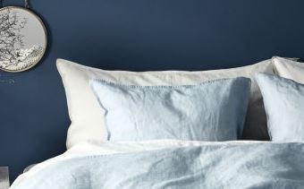 Baby Blue Linen - H&M