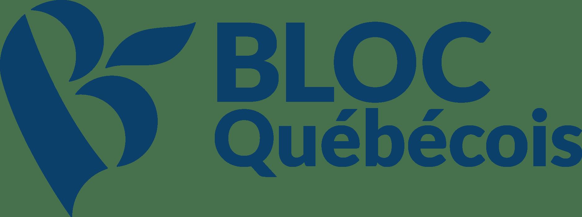 Logo Bloc Québécois