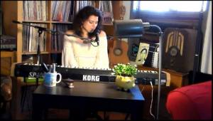 Filming my NPR Tiny Desk Concert Contest entry, San Diego, CA – January 2015