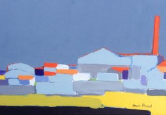 Colbert de Blainville - 40x60