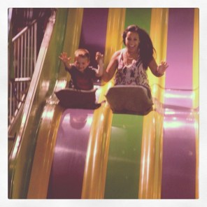 On the slide with Judah