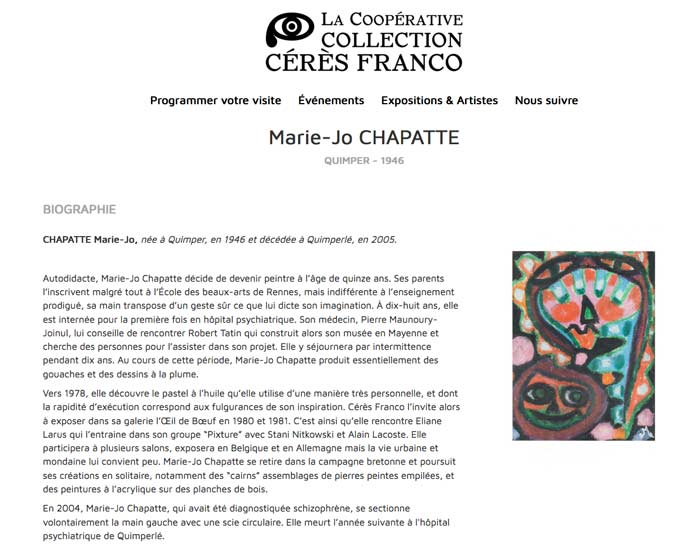Collection Cérès Franco