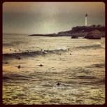 Surfing - Biarritz, France