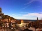 View of Guetaria from the Balenciaga Museum - Guetaria, Spain