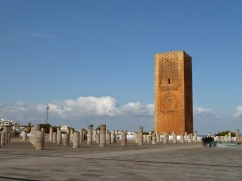 Hassan Tower - Rabat