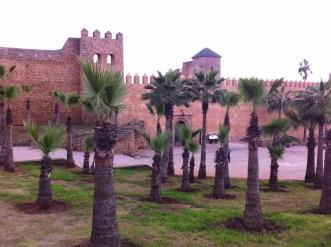 Kasbah - Rabat