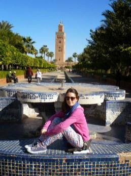 Koutubia gardens - Marrakech