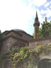 Mosque by the hostel
