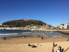 La Concha beach - San Sebastián