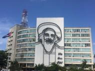 Plaza de la Revolución - Camilo Cienfuegos