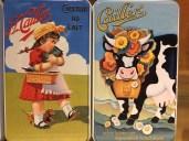 Swiss vintage boxes