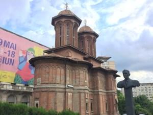 Kretzulescu orthodox church