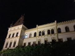 Sighișoara at night