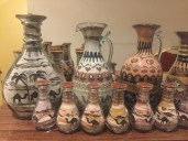 Arabic handicrafts at the hotel