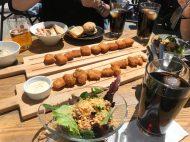 Tapas lunch at El Almacén