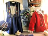 Traditional Swiss outfits for kids
