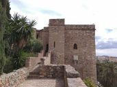 A view of the Alcazaba