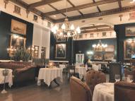 Graduation dinner at the Acanthus restaurant