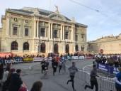 Geneva - Escalade race