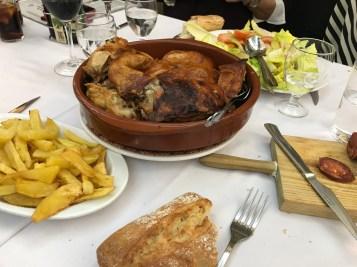 Lunch at Casa Benito