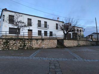 San Pedro, close to Valencia de Alcántara