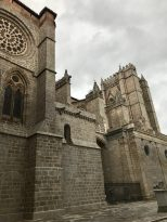 The Cathedral of Ávila