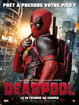 Deadpool affiche