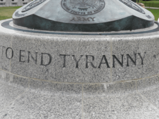 SOCIALISM IS TYRANNY - COPYRIGHT MARIELENASTUARTFORUSSENATE2012.COM