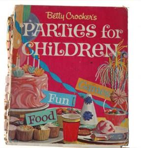 Betty Crocker Parties for Children