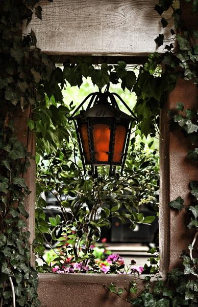 window and light