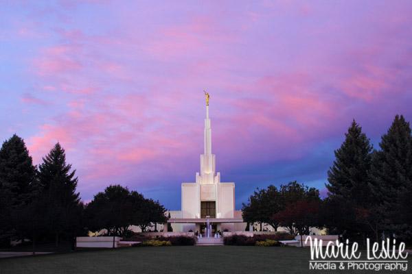 Denver LDS Temple