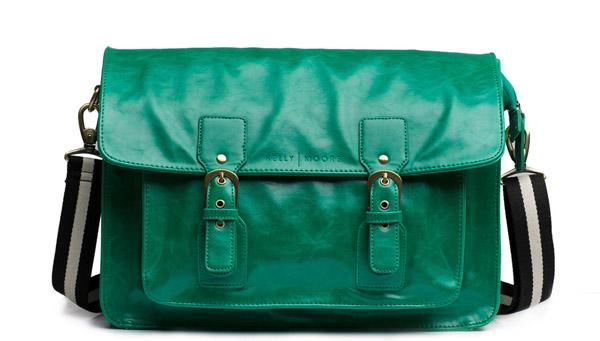 green kelly moore bag