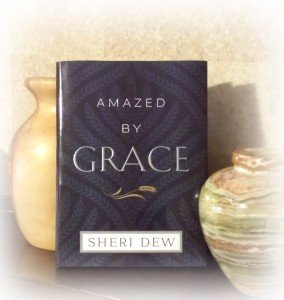 amazed by grace by Sheri Dew