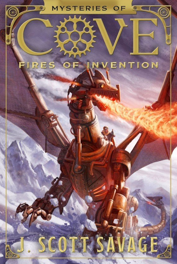 Mysteries of Cover: Fires of Invention