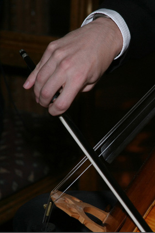 the cellist, music photography