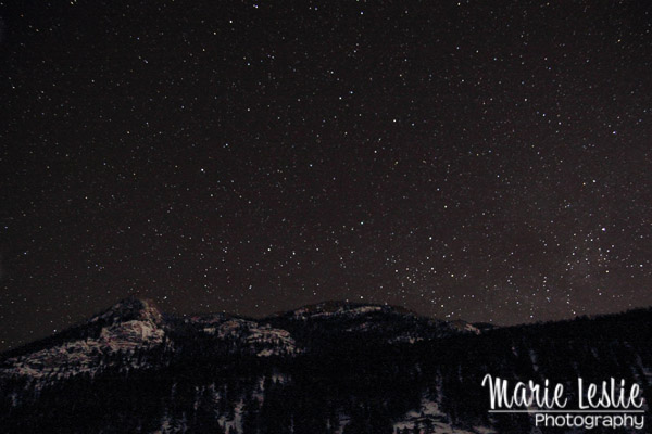 astrophotography Rocky Mountain National Park