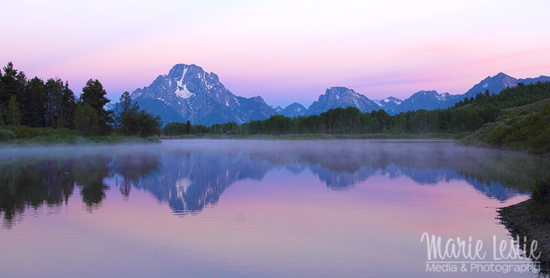 oxbow bend grand teton sunrise photography 1