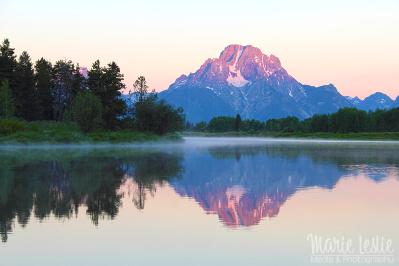 oxbow bend grand teton sunrise photography 3
