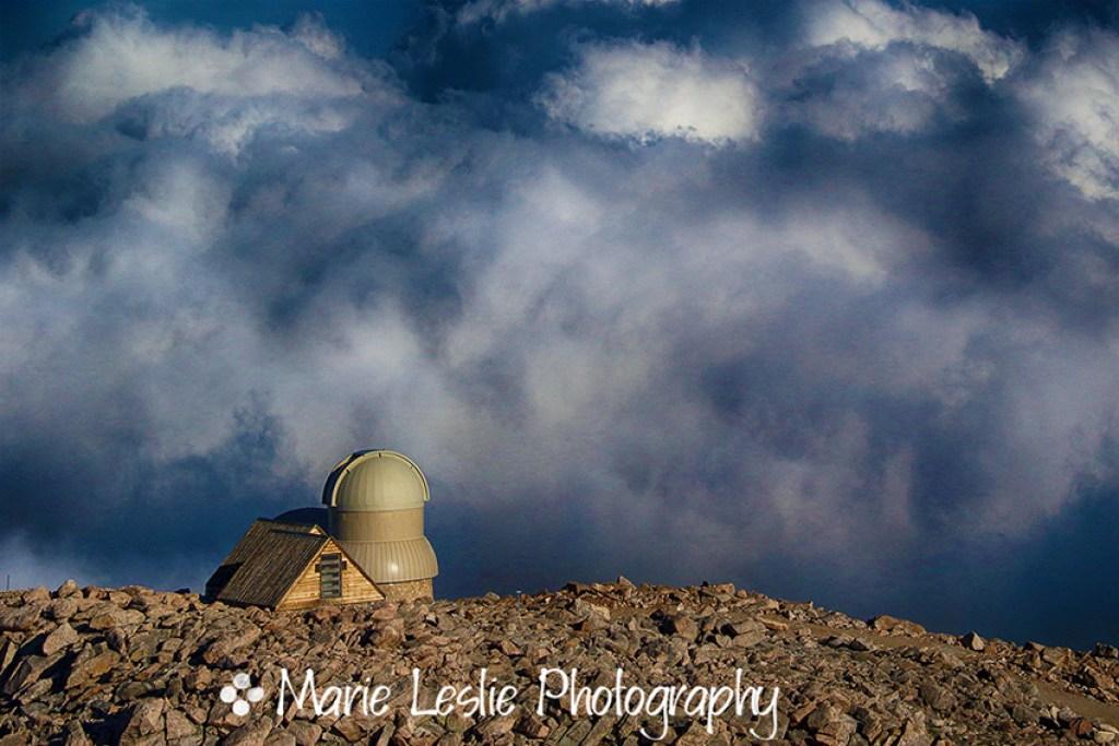 Mt Evans Observatory