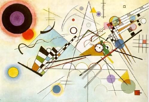 Composition 8, 1923 kandinsky