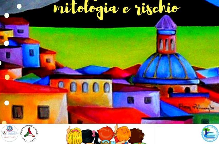 Vulcani e rischio idrogeologico: la Protezione Civile spiega il pericolo agli studenti della scuola Don Milani.