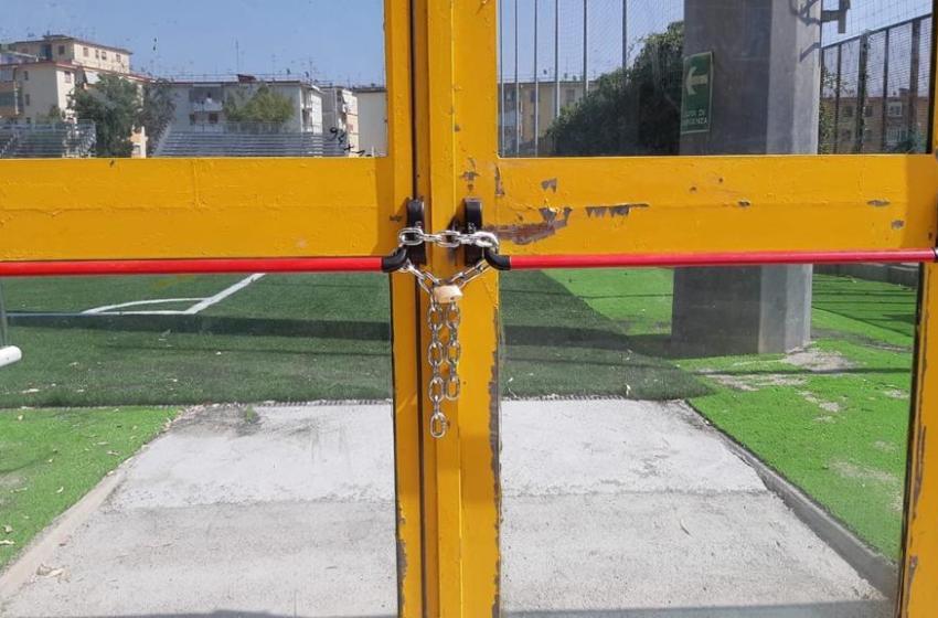 Turris, verso la riapertura della tribuna dello stadio Liguori