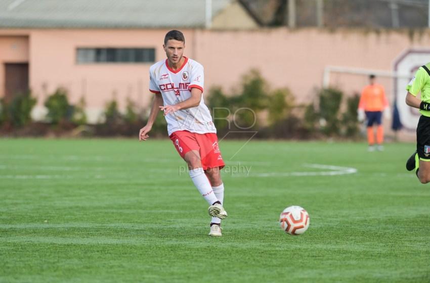 Il centrocampista Giuseppe Palma rinnova con la Turris