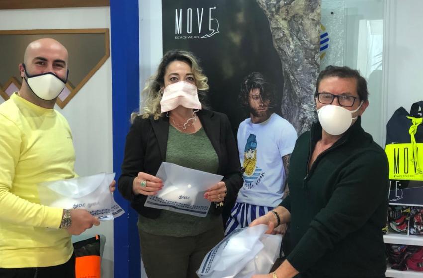Gli imprenditori benefattori regalano mascherine ai medici dell'ospedale Maresca
